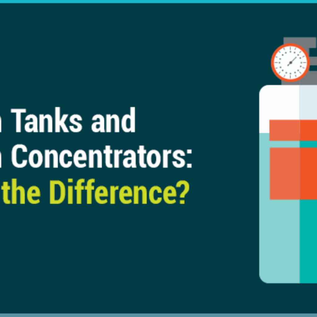 How is Oxygen Concentrator different from Oxygen Cylinder?