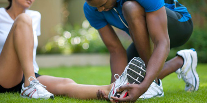 physiotherapy for sports injury
