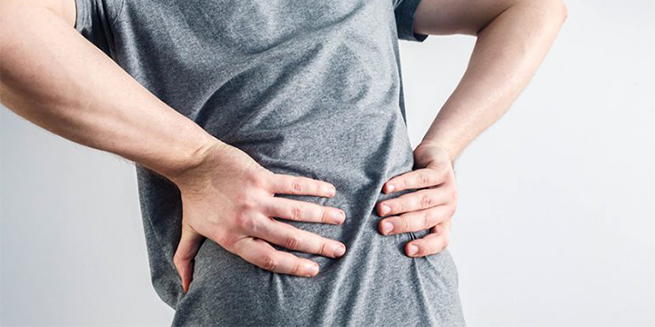 Physiotherapy treatment for back pain