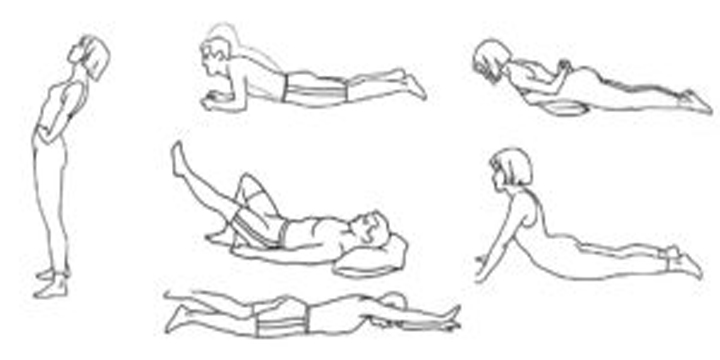 Physiotherapy treatment for reducing pain