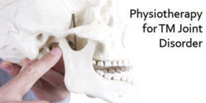 Physical therapy treatment for temporomandibular disorder