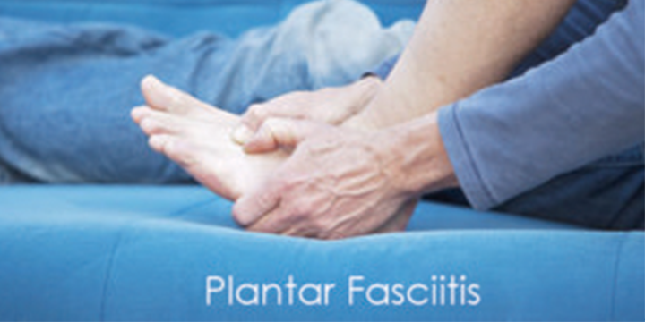 Physical therapy treatment for plantar fasciitis