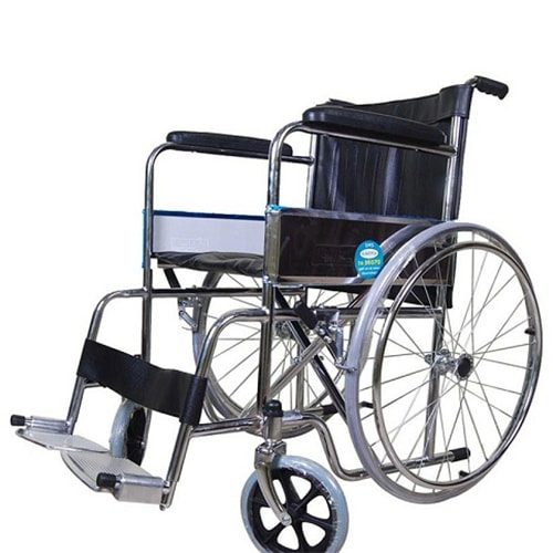 Karma- Wheel Chair Fighter (Normal size)