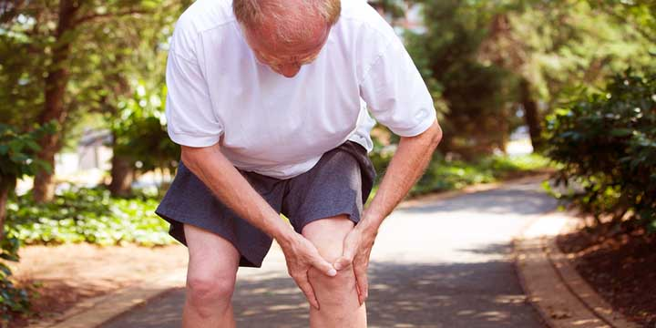 stop joint pain in old age