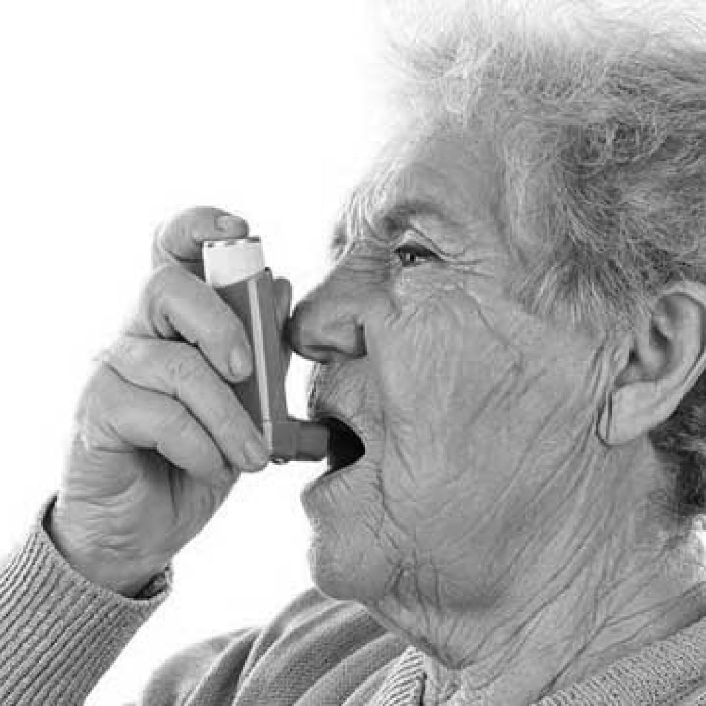 asthma in elderly