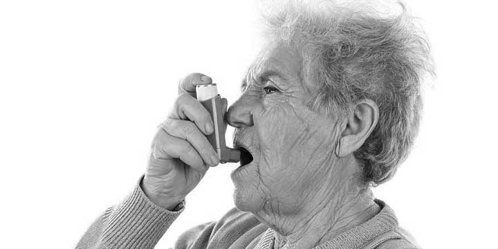 asthma in elderly