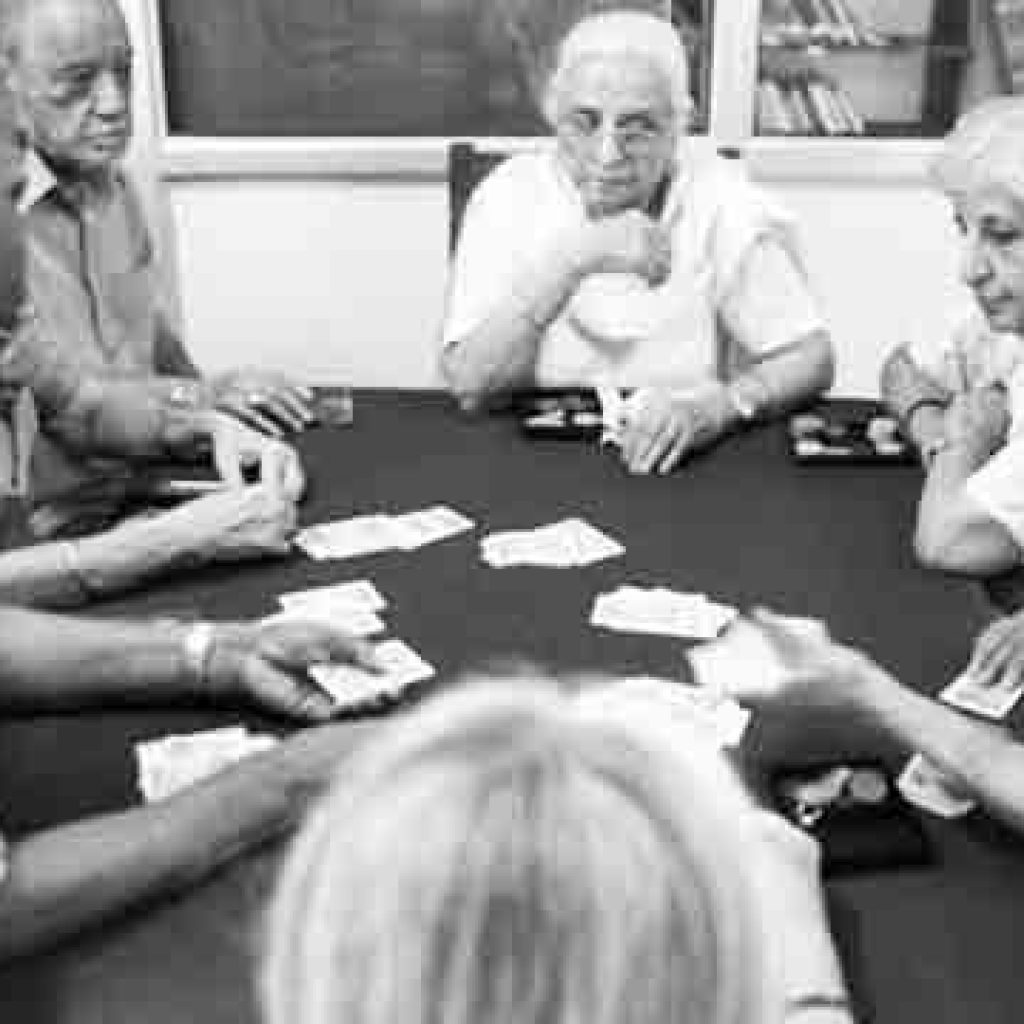 fun in old age home