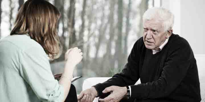 benefits of counselling in dementia