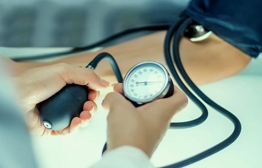 high blood pressure risk