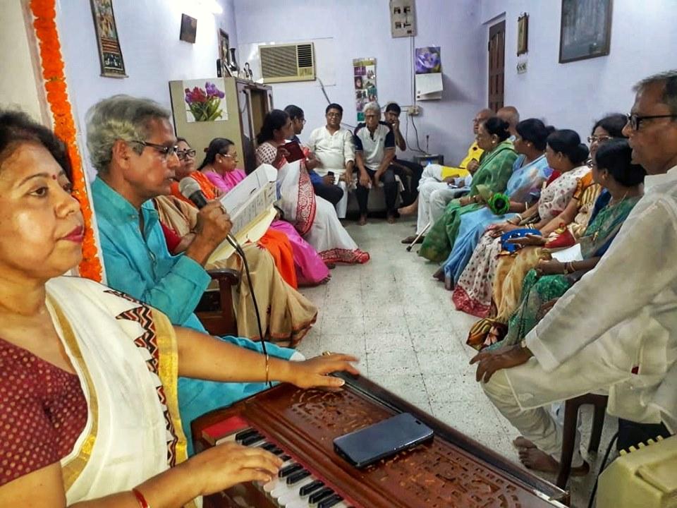 Rabindra Jayanti Event