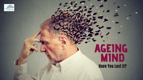 AGEING MIND have you lost it