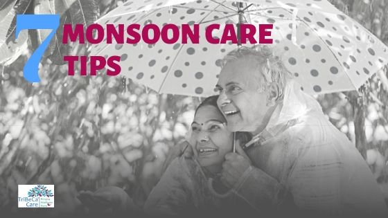 7 monsoon care tips for elderly