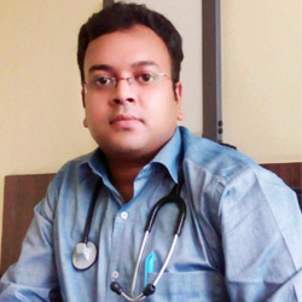 Dr Arnab Ghosh Hazra