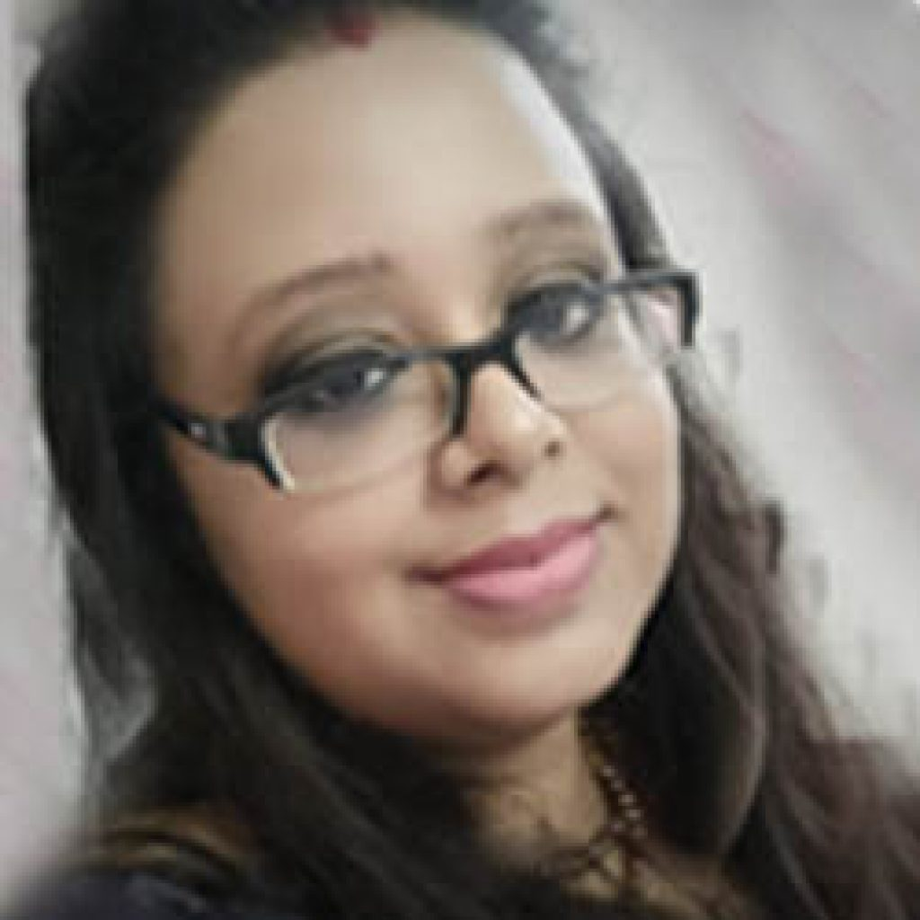 Shreya Das, Psychologist