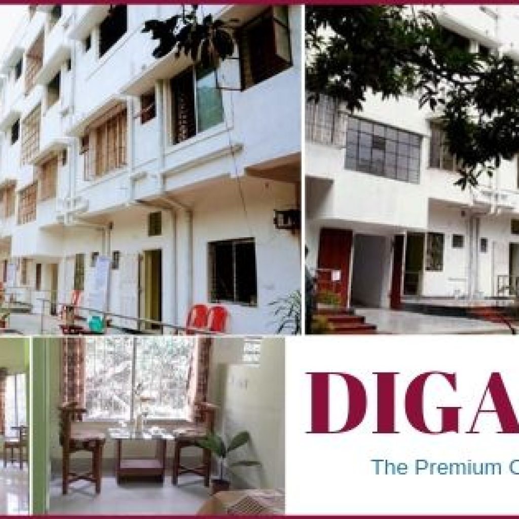 Digante old age home