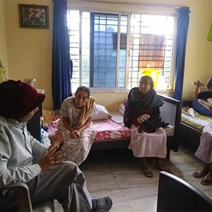 Shanti elderly care homes