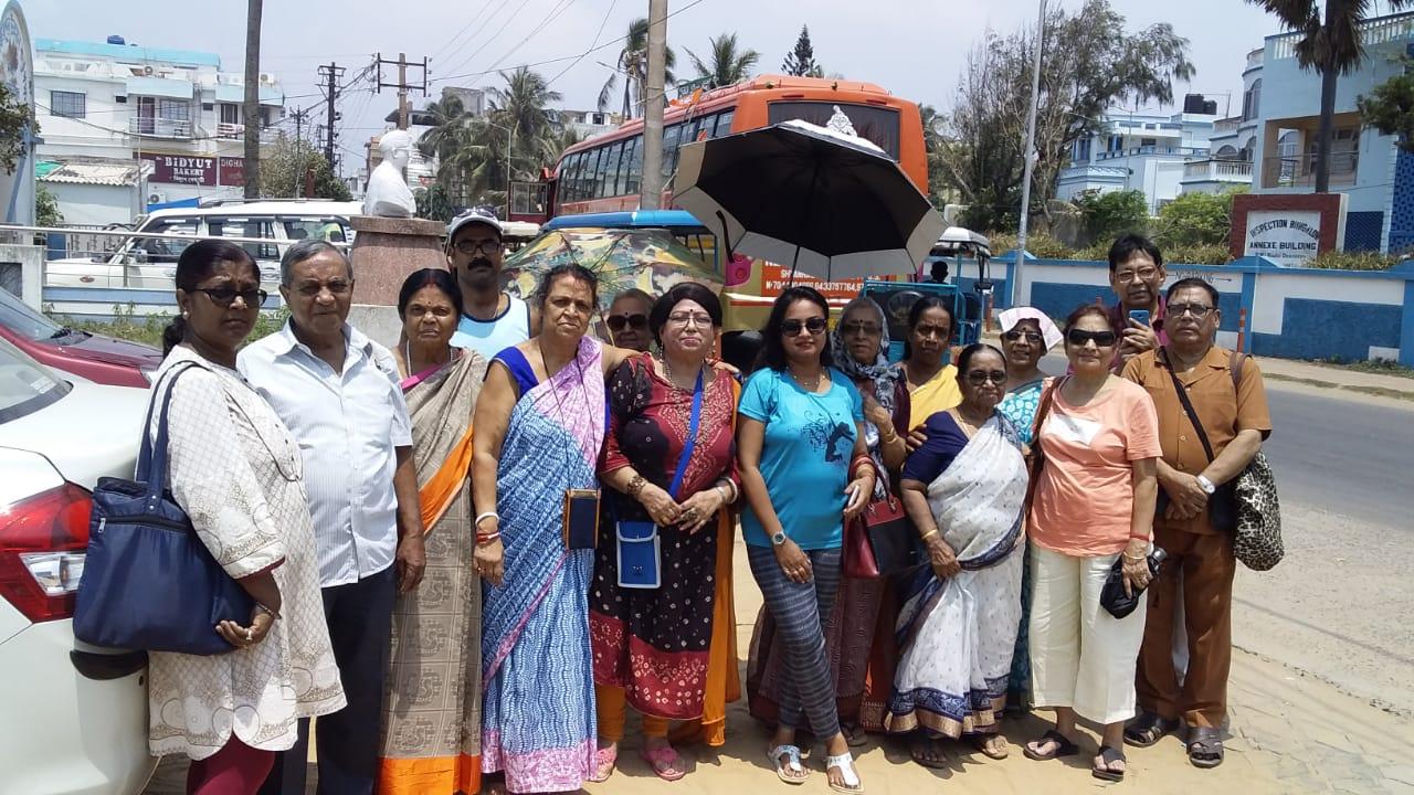 All seniors at Mandarmani