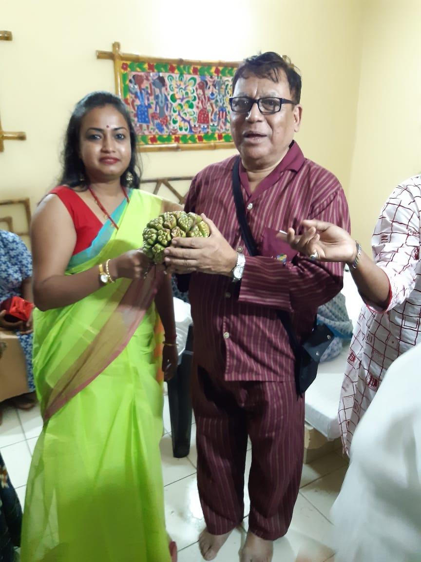 Prize distribution among seniors