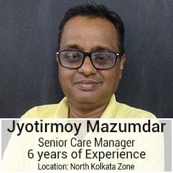 Jyotirmoy Mazumdar