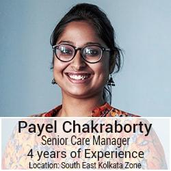 Payel Chakraborty