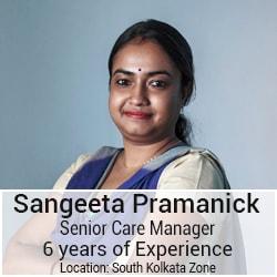 Sangeeta Pramanik