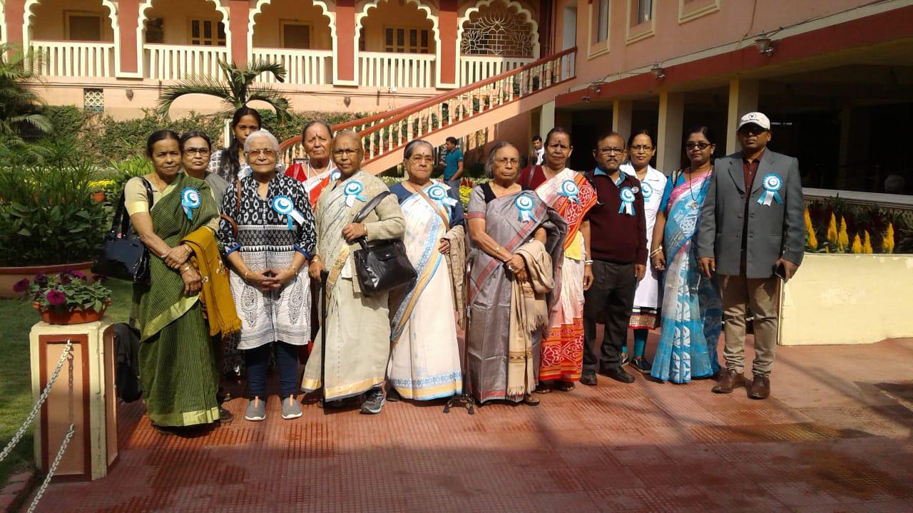 Mayapur Trip with Seniors