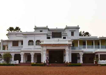 Shantiniketan Tagore's house