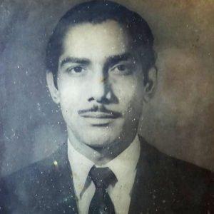 Biswadeb Biswas (1936-2019)