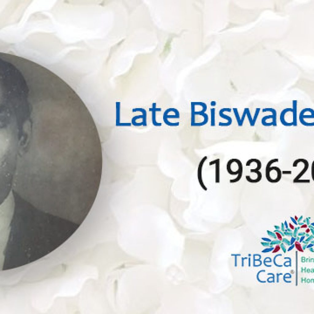 Late Biswadeb Biswas