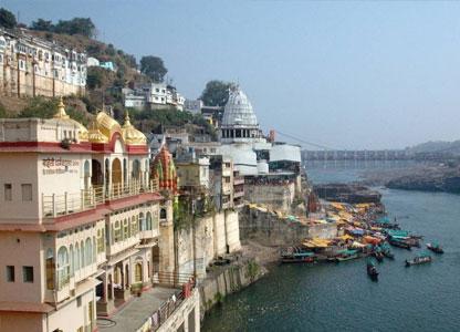 Omkareshwar at Madhya Pradesh