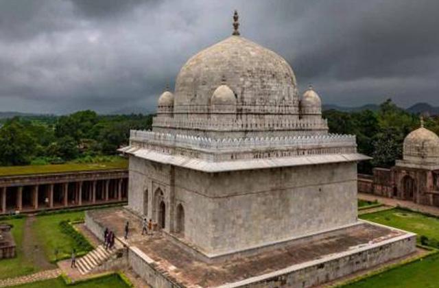 Temple at Madhya Pradesh