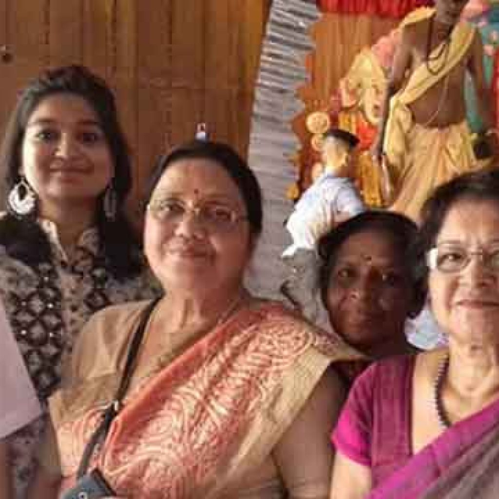Senior-friendly Puja Parikrama