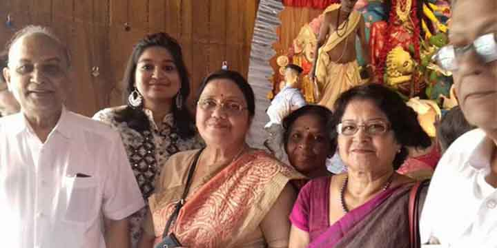Senior-friendly Puja Parikrama