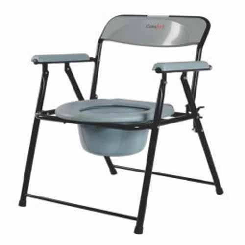 Comfort - Steel Folding Commode Chair