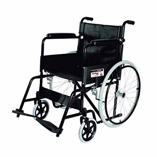Wheelchair with spoke wheel