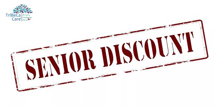 Senior travel package discounts