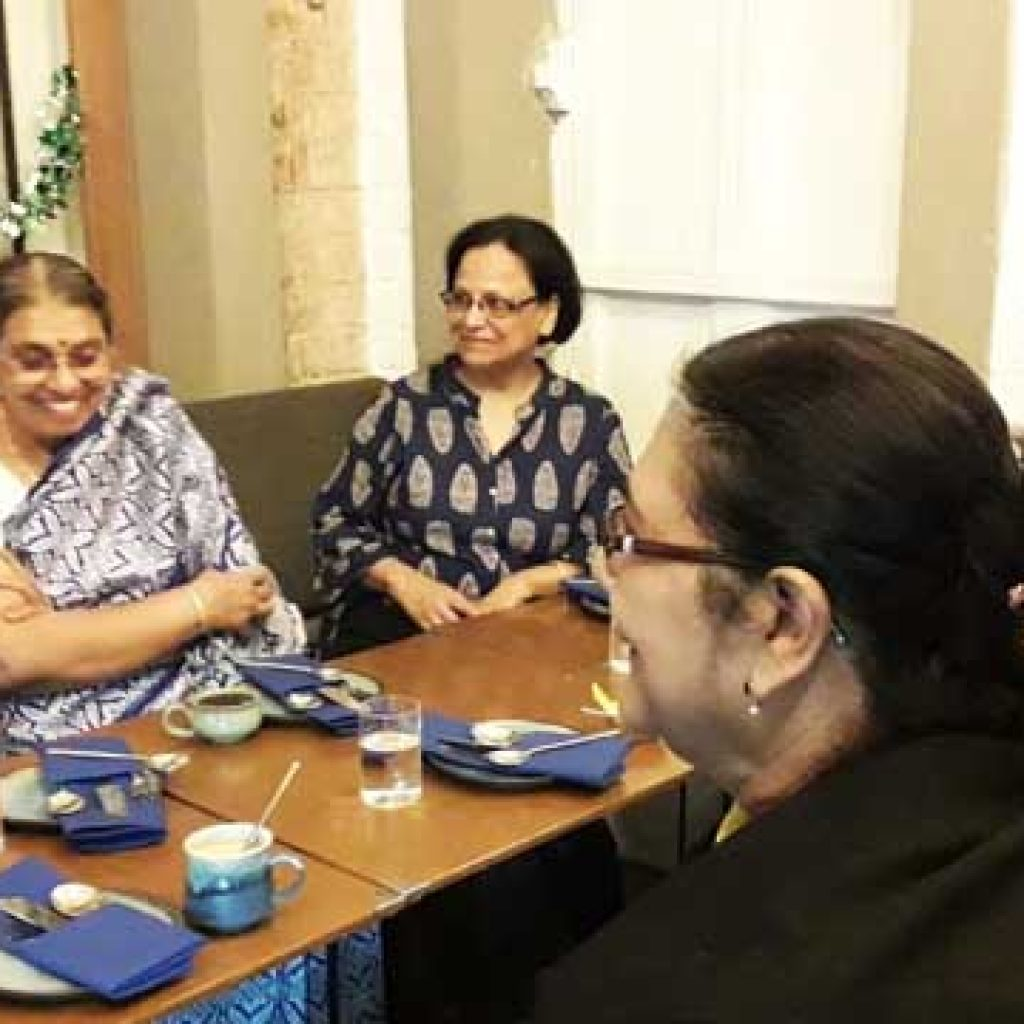 Senior get-togethers in Kolkata