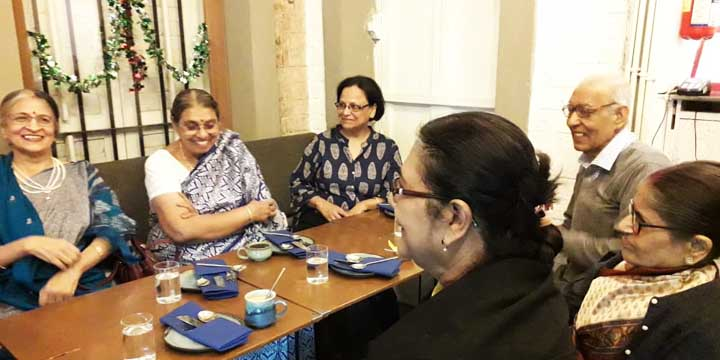 Senior get-togethers in Kolkata