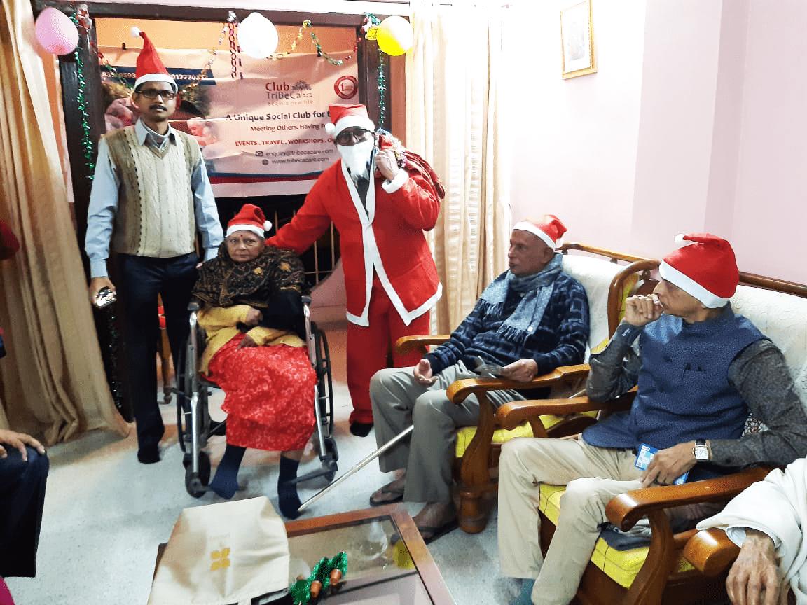 Christmas Celebration with TriBeCa Members