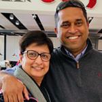 Maya & Anadi Banerjee