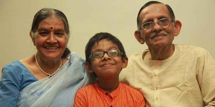 Elder Parents in Kolkata