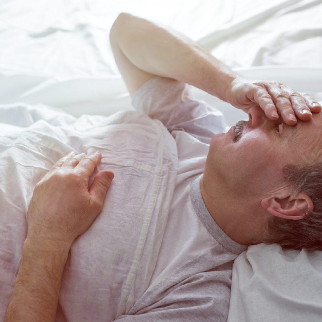 Sleep apnea risk