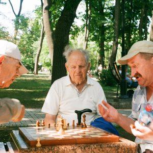 Fun events to combat senior isolaton