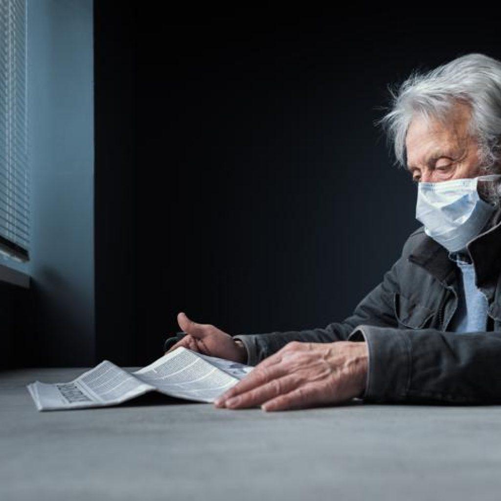 Home isolation foe elders