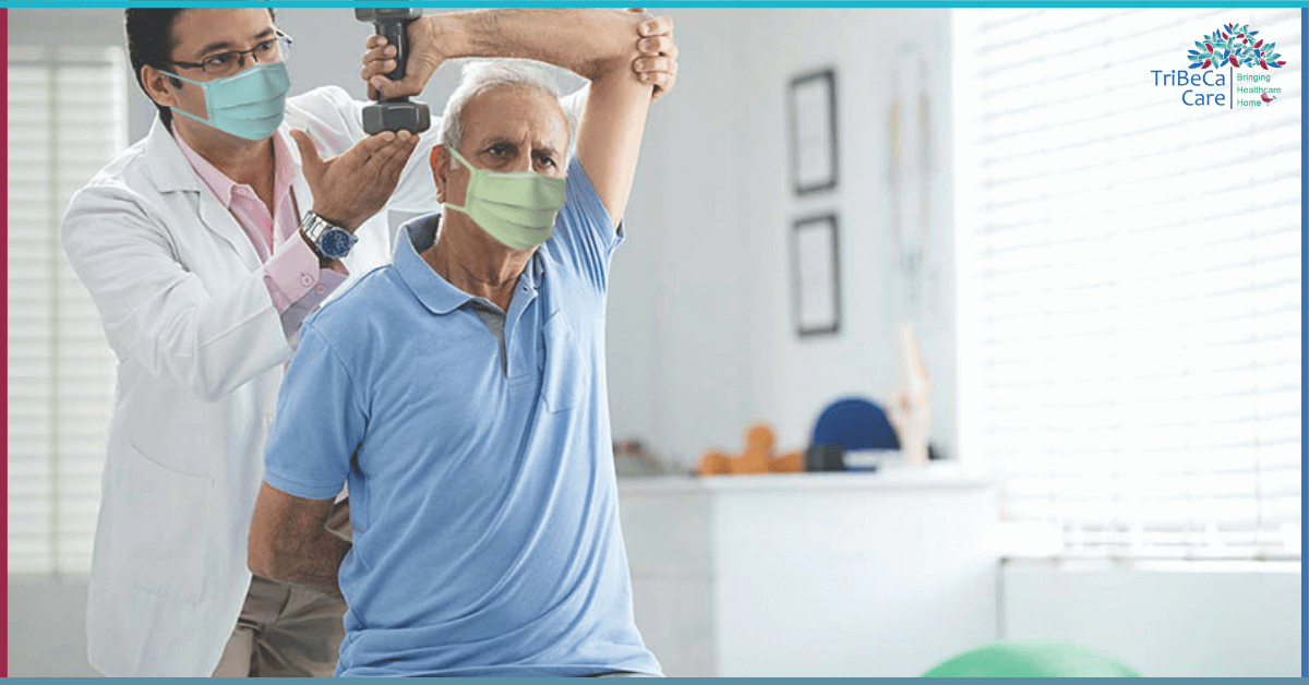 How can physiotherapy help in combating COVID-19?