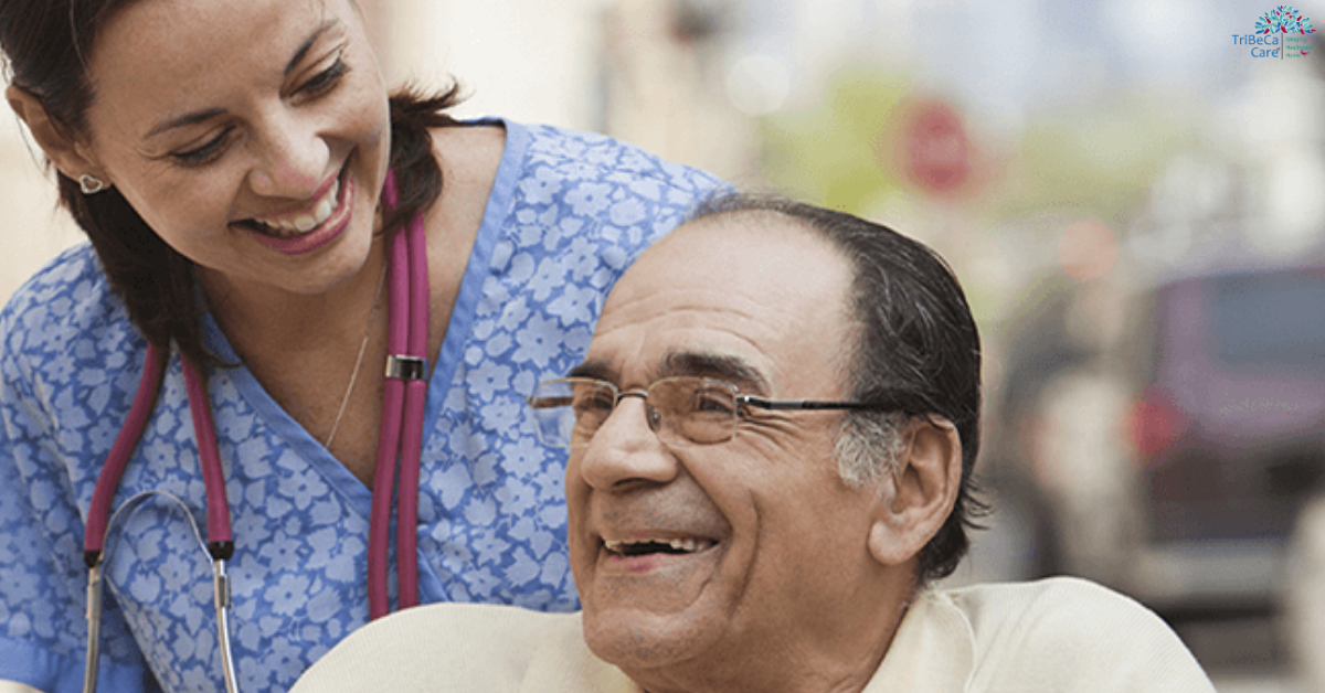 Is professional home care a better option than post-hospitalisation?