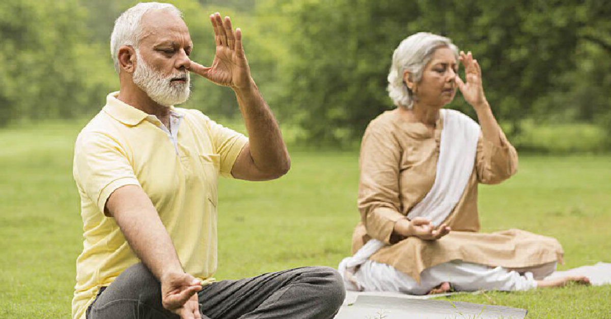 yoga and meditation for covid