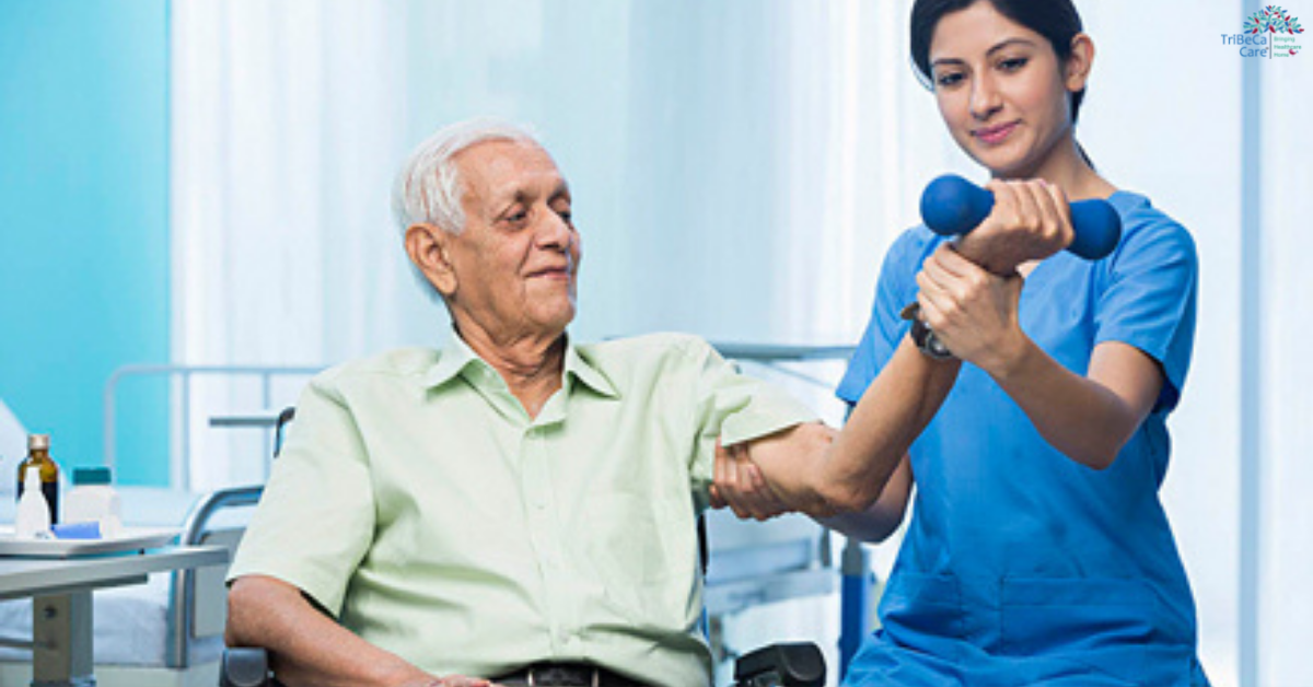 physiotherapy for the elderly