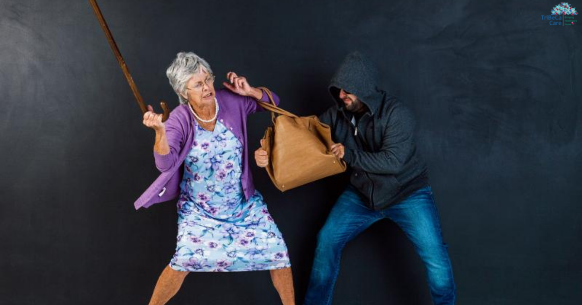self-defence products for seniors