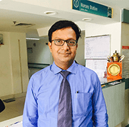 Dr. Ravi Kant Saraogi ILS Hospitals
